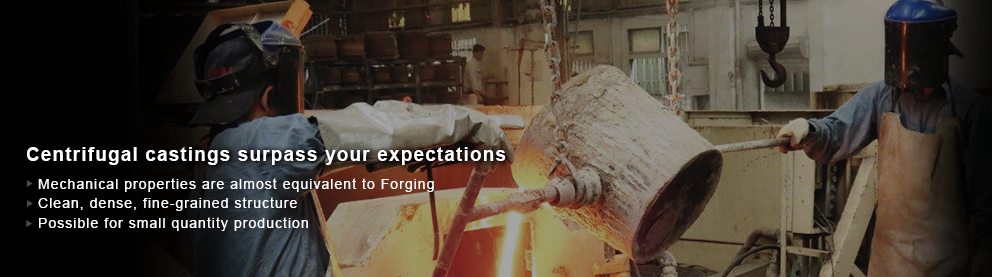 Centrifugal Castings surpass your expectations