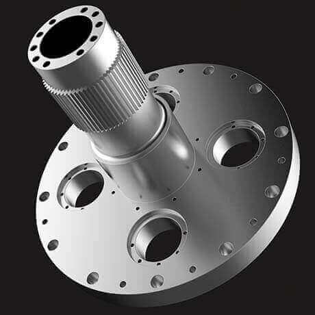 Centrifugal Stainless Steel Metal Hub