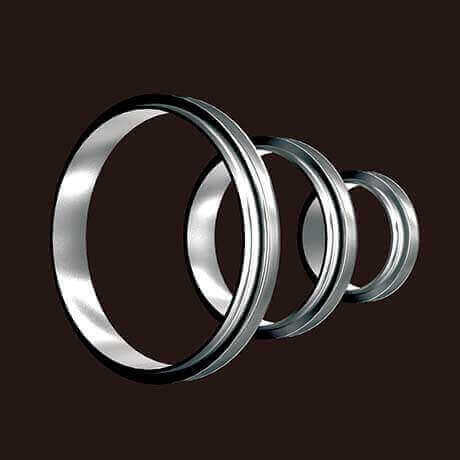 Centrifugally Cast Alfin Rings